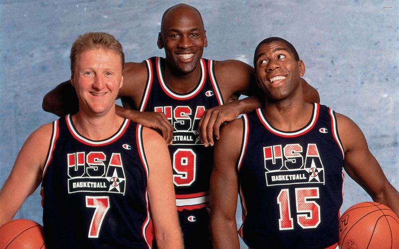 El dream team del 92