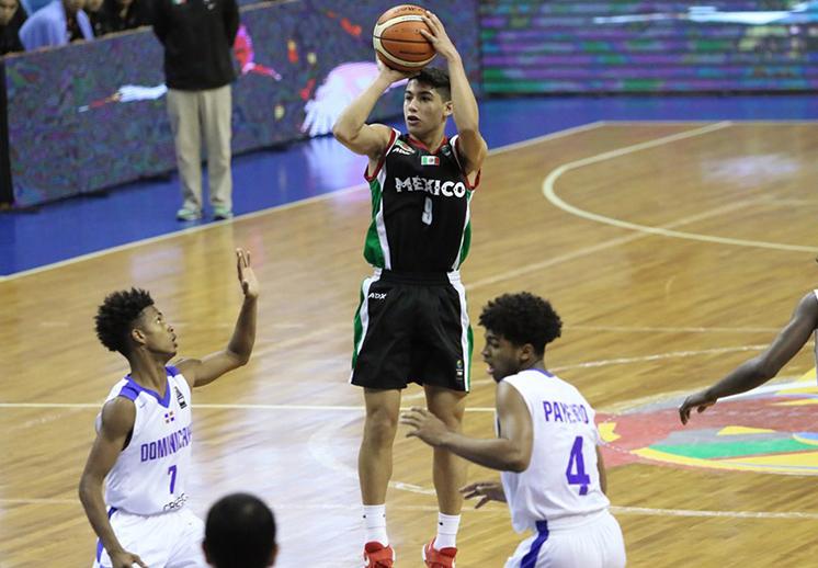 Estados Unidos campeón de FIBA Américas U16, México sin mundial