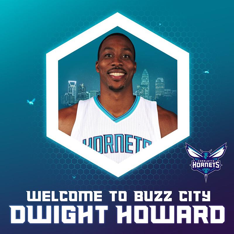 Los Hawks decidieron mandar a Howard a los Hornets
