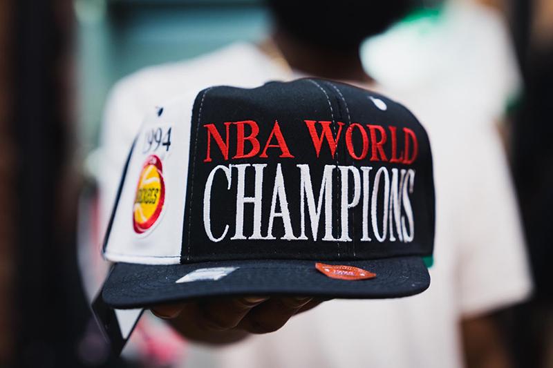 Exposición de artículos retro de la NBA foto 10