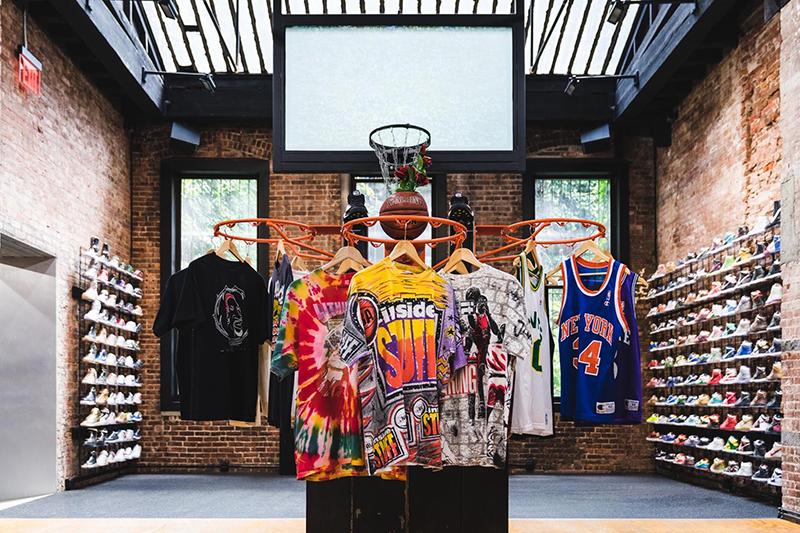 Exposición de artículos retro de la NBA foto 4