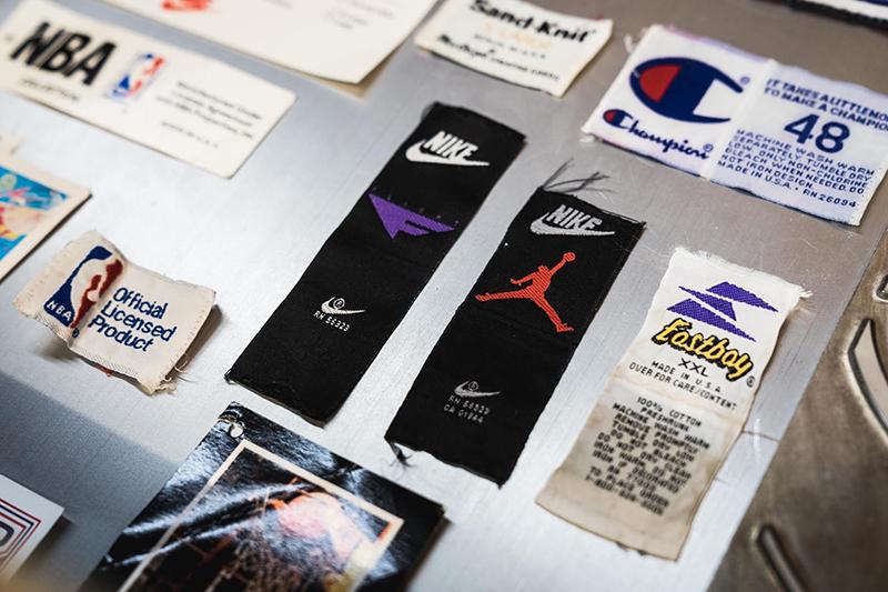 Exposición de artículos retro de la NBA foto 7
