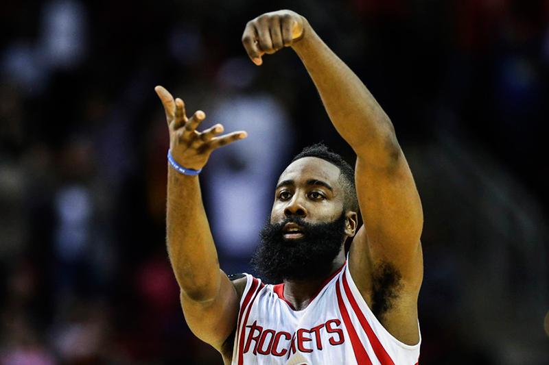 james harden es uno de Los atletas mejor pagados del 2017 por viva basquet
