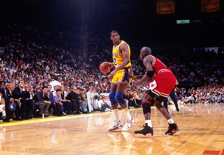 Cuando C.Hodges le pidió a Jordan y a Magic boicotear las finales NBA
