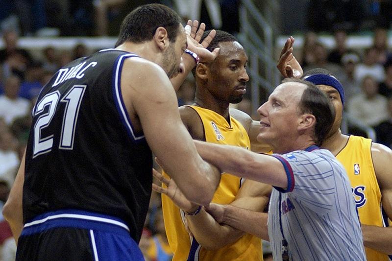 Juego 6 de los Lakers-Kings en 2002