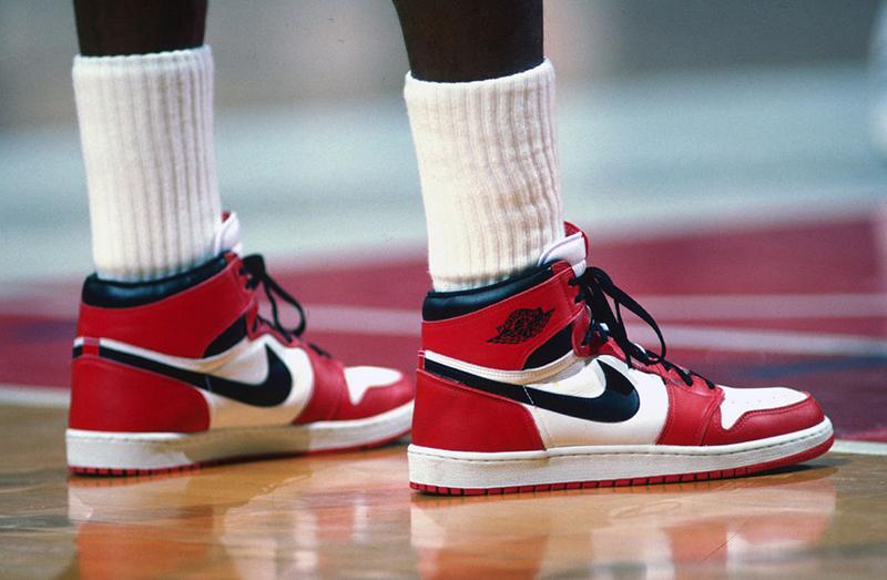Michael Jordan. Nike ($110 millones de dólares)