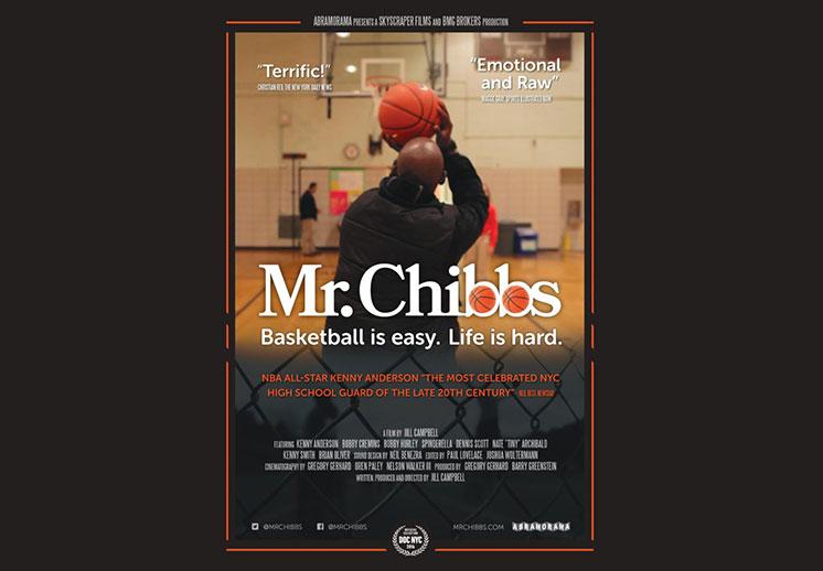 Mr. Chibbs: Documental sobre Kenny Anderson (Trailer)