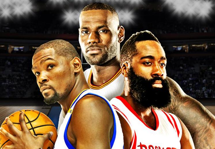 Cuatro basquetbolistas en la lista de los atletas mejor pagados