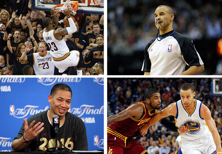 5 DATOS PARA EL INICIO DE LAS NBA FINALS