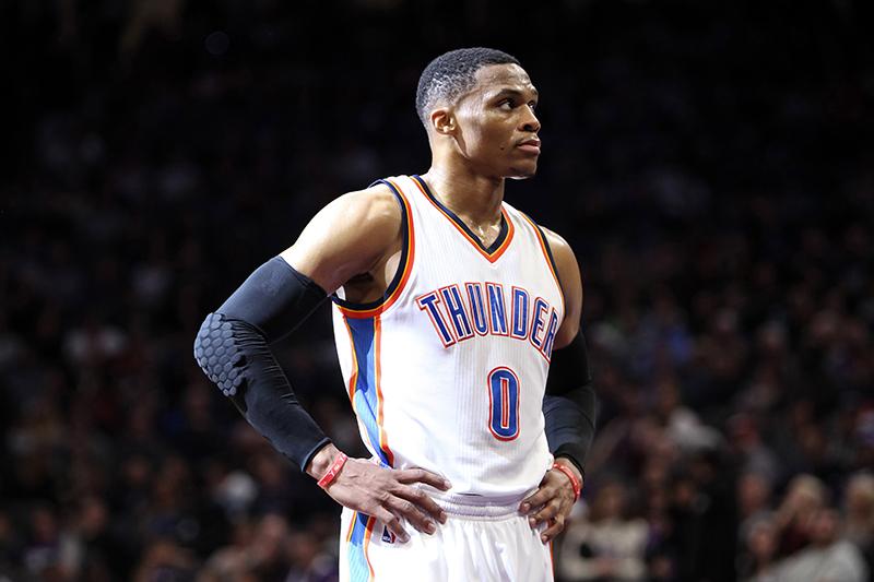 russell westbrook es uno de Los atletas mejor pagados del 2017 por viva basquet