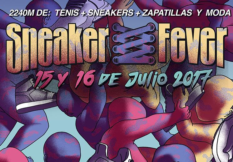 Sneaker Fever 2017 a la vista