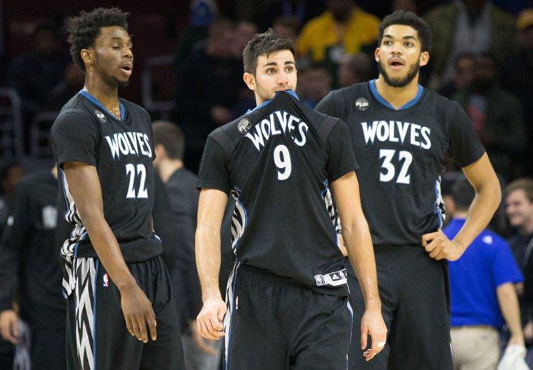 La renovación de los Timberwolves