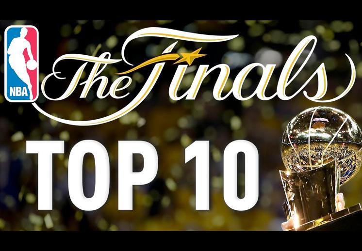 La NBA presentó el top 10 de las Finales