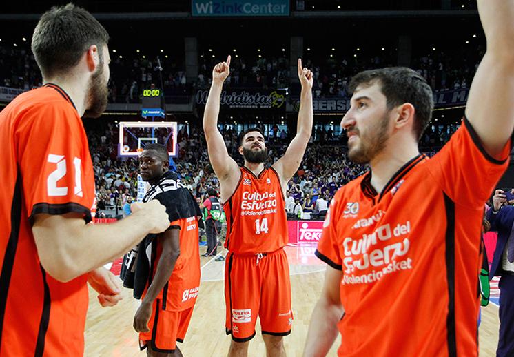 Valencia Basket empata la final de la Liga Endesa foto 3