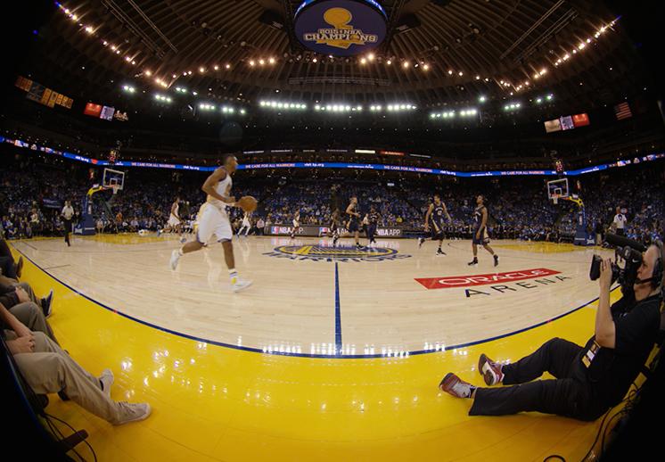 La Realidad Virtual sigue dando de que hablar en la NBA