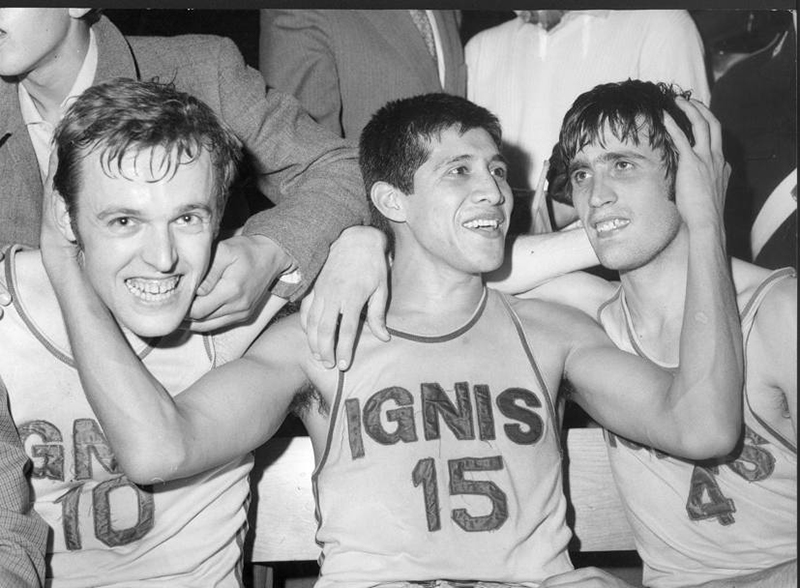 El primer jugador no formado en la NCAA en ser drafteado a la NBA foto 3