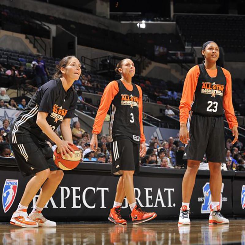 Diez datos sobre el WNBA All-Star Game 2017 FOTO 1