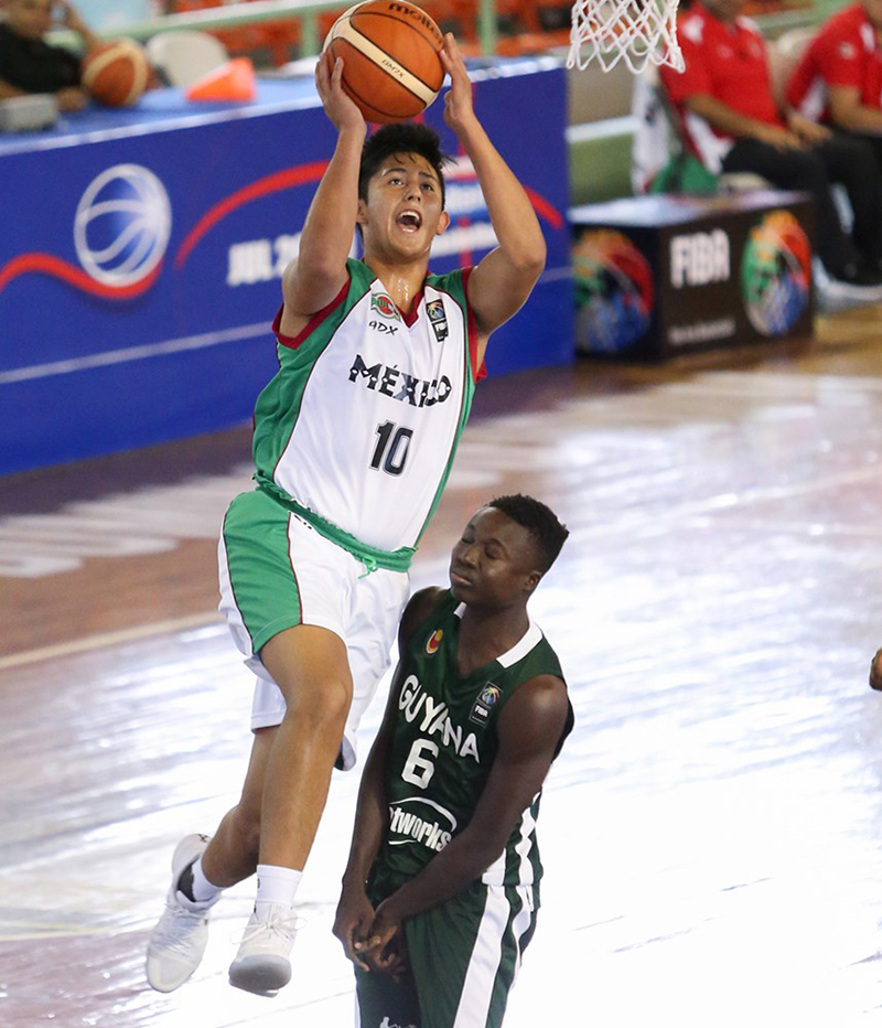 México va por el pase al Premundial U18