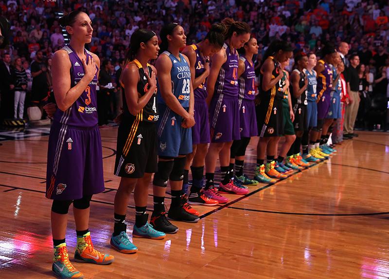 Diez datos sobre el WNBA All-Star Game 2017 FOTO 2