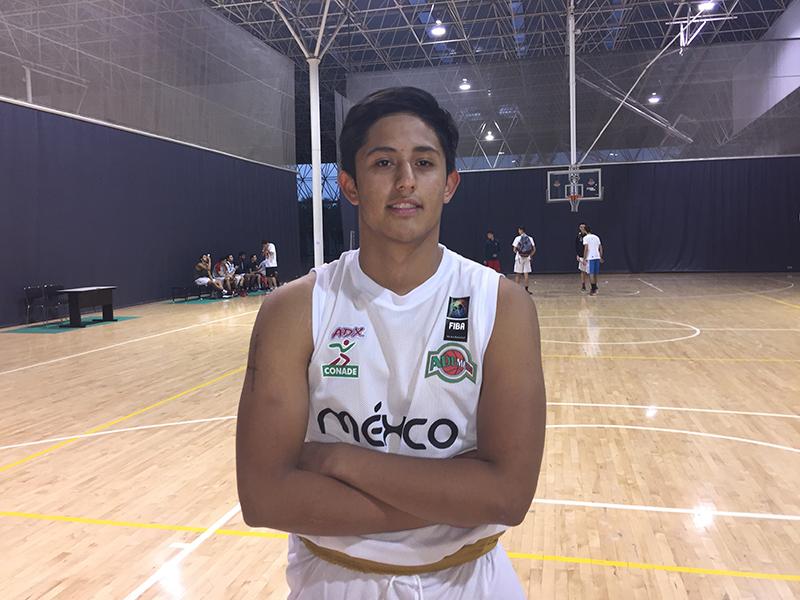 Sebastian Reynoso y Moises Andriassi. El talento mexicano del Basketball Without Borders 2017 foto 3