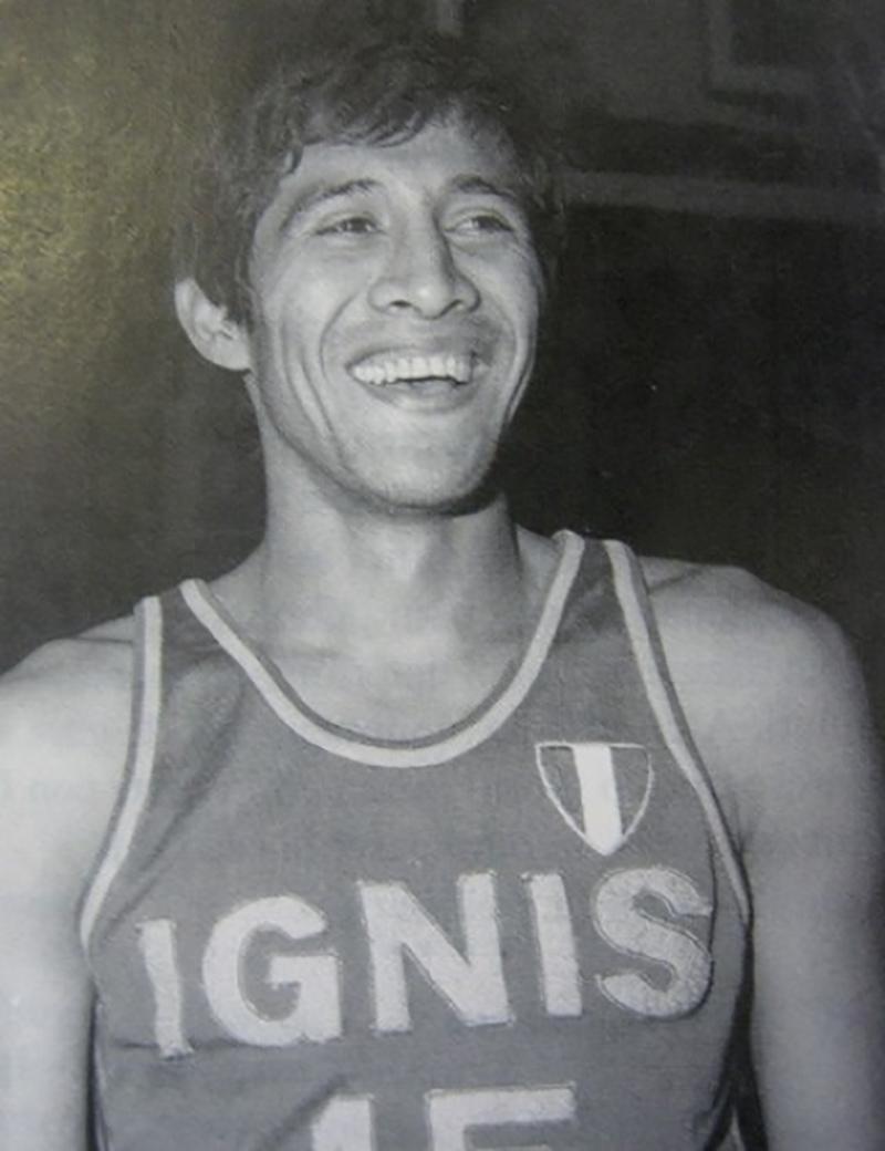 El primer jugador no formado en la NCAA en ser drafteado a la NBA