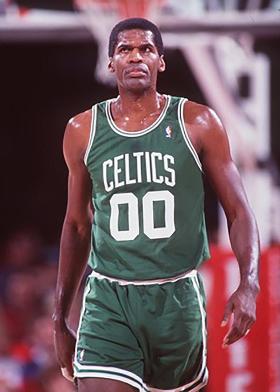 Parish, Los jugadores más viejos en la historia de la NBA