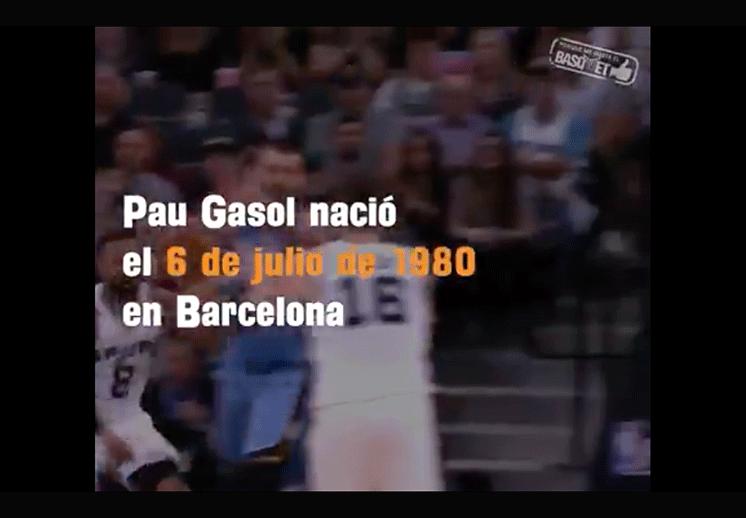 ¿Por qué Pau Gasol es uno de los jugadores más reconocidos en la NBA?