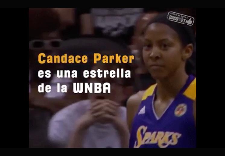 Candace Parker, una leyenda en la WNBA