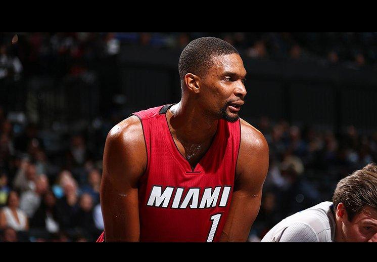 El Heat de Miami decidió cortar a Chris Bosh