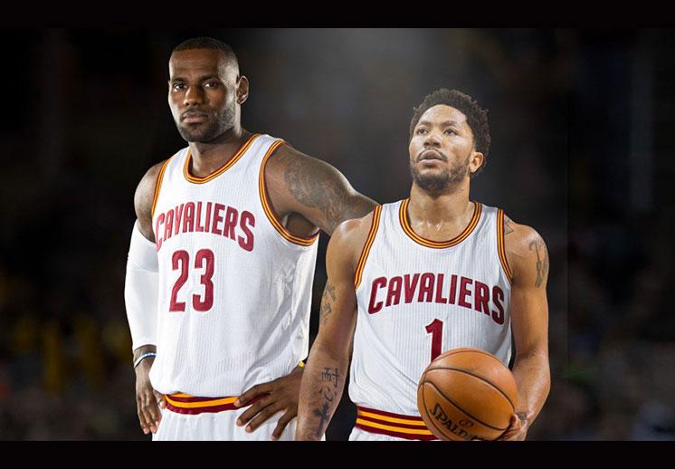 Derrick Rose será jugador de los Cavaliers