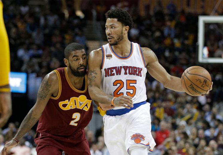 Cavs, Lakers y Bulls van tras Derrick Rose