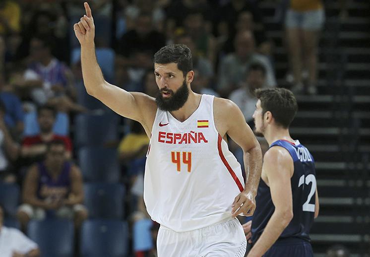 España se queda sin titular para el Eurobasket