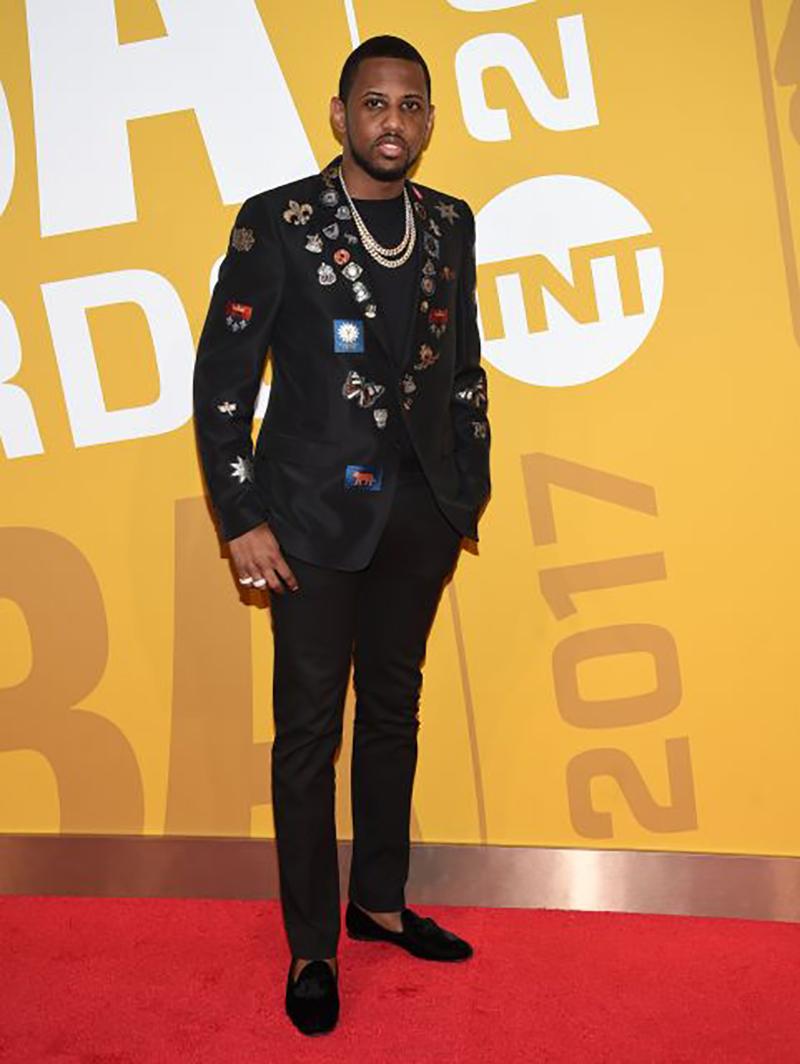fabolous De los peores vestidos de los Premios NBA