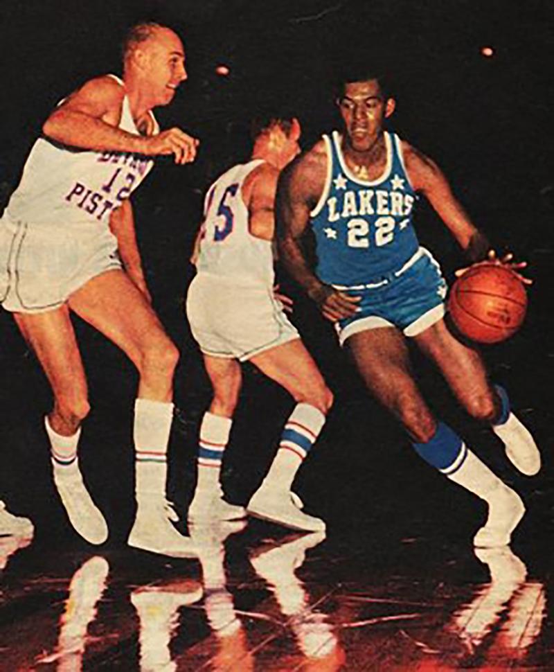 El partido de la NBA que se jugó en una escuela foto 3, en viva basquet