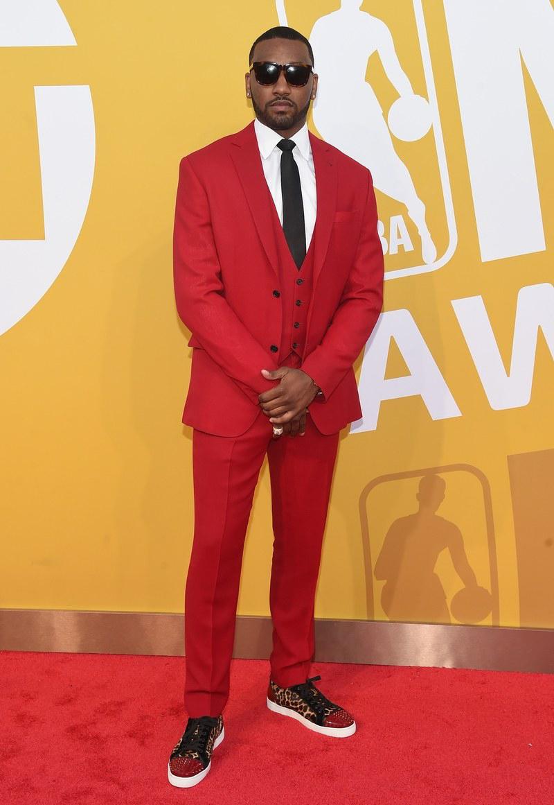john Wall De los peores vestidos de los Premios NBA