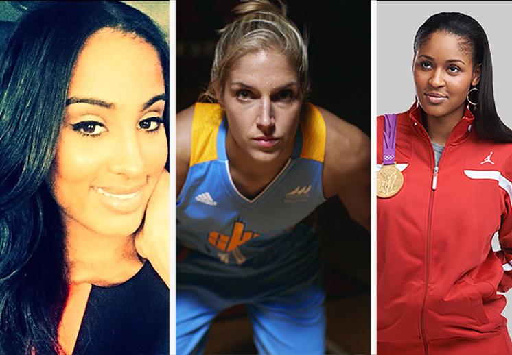 Jugadoras de la WNBA que debes seguir en Instagram