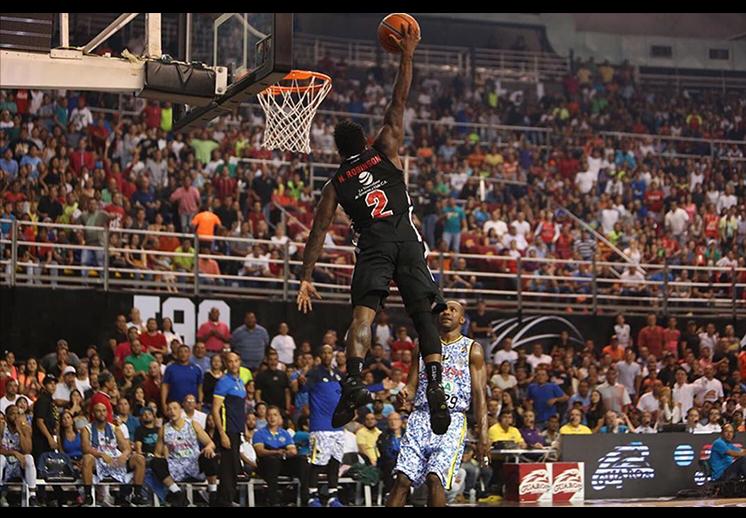 Nate Robinson todavía puede volar