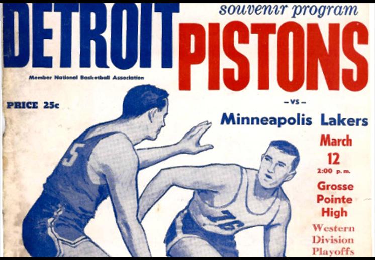 El partido de la NBA que se jugó en una escuela. en viva basquet