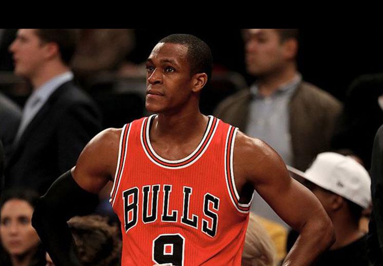 Los Bulls traspasaron a Rajon Rondo