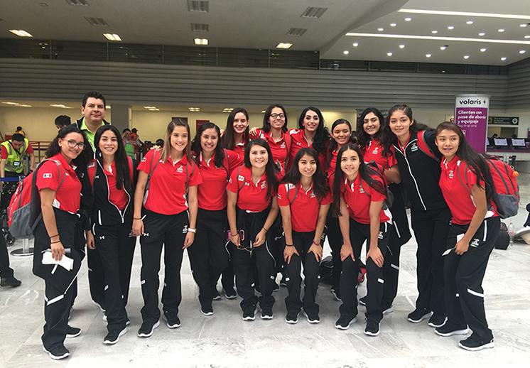 Viaja la Selección Femenil al Mundial FIBA U19 foto 2