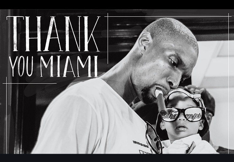 Chris Bosh se despidió de Miami con una emotiva carta foto 2