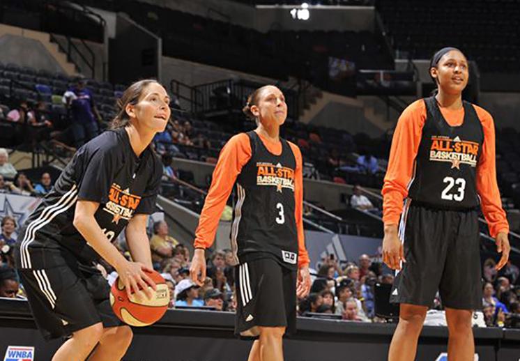 Diez datos sobre el WNBA All-Star Game 2017