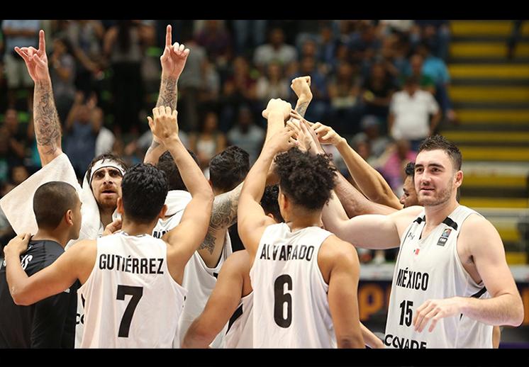 Los 12 Guerreros en semifinales de la Americup