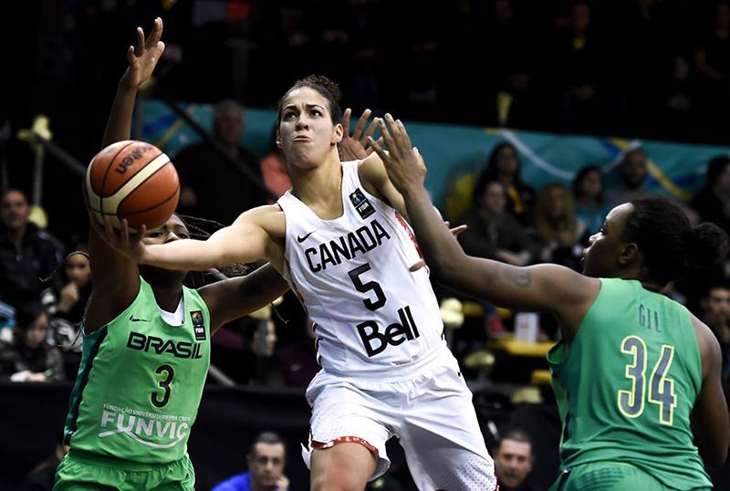 Canadá calificaron al Mundial Femenil