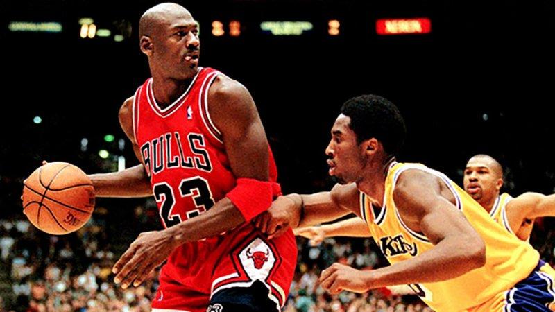 Kobe el favorito de Jordan foto2