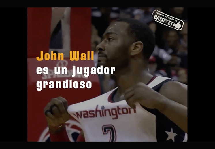 Conoce el pasado de John Wall