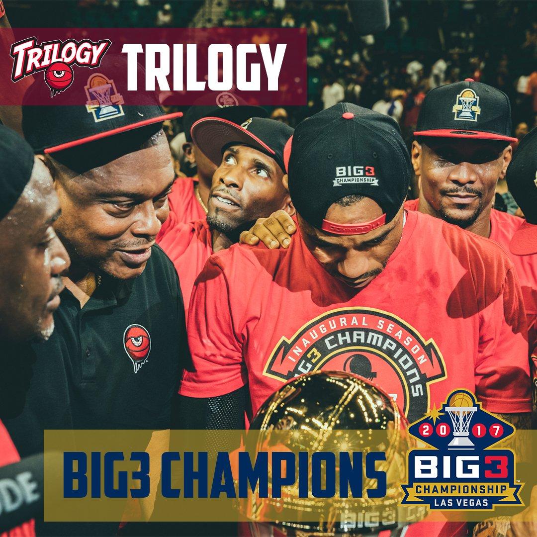 La emocionante final de la BIG3