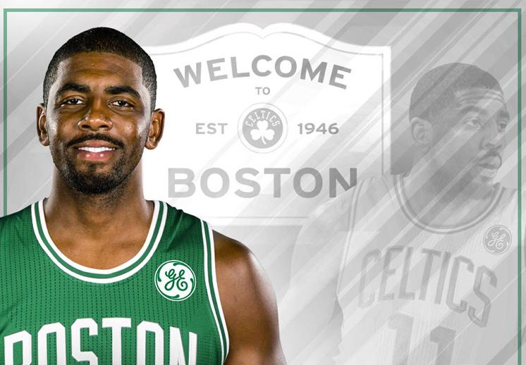 Se concretó la catafixia de los Celtics y Cavaliers