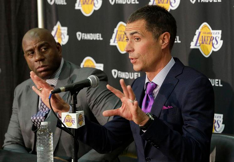 El castigo de la liga hacia los Lakers