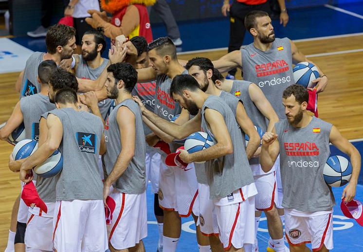 España ya tiene equipo para defender el título europeo